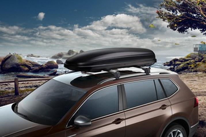 Cutia de bagaje VW